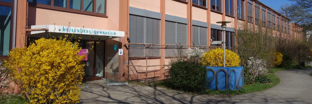 Heisenberg gymnasium harburg